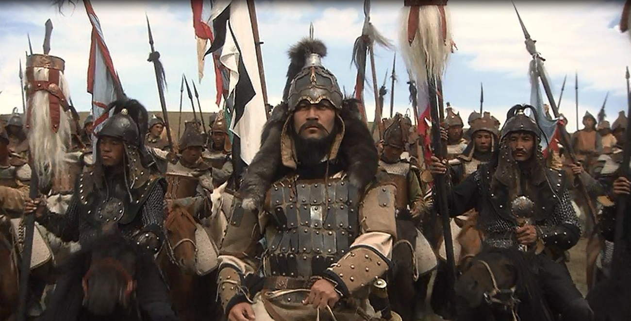 mongols are ruthless and barbarians