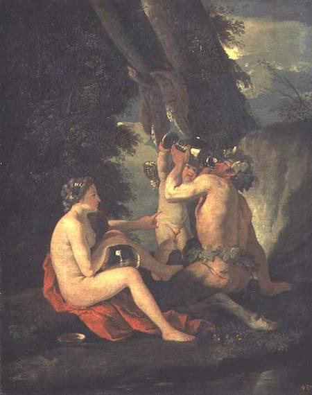 Секс вакханок и сатиров