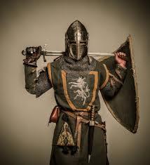 рыцари средневековые фото