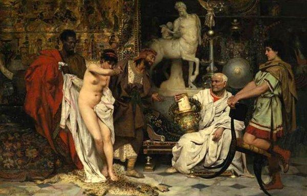 Порнорассказы во времена инквизиции